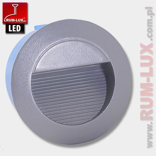 Oprawa LED BK-01 fasadowa [biała]
